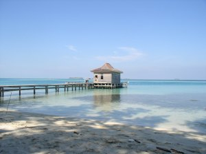 Panorama Pulau Pramuka